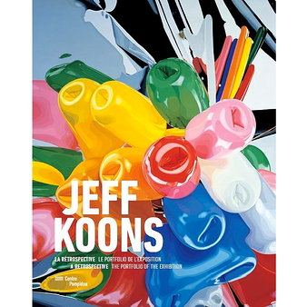 Jeff Koons Portfolio de l'exposition