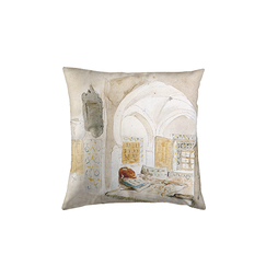 "Delacroix cushion ""Alcove"""