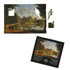 Wooden Jigsaw Puzzle: Henri IV relevant Sully (40 p.)