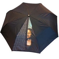 "Umbrella ""Monna Lisa"""