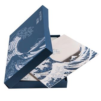 Assortiment cartes Hokusai