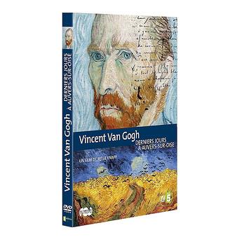 Dvd  Vincent Van GoghS Last Days In AuversSurOise  Boutiques De
