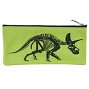 """Triceratops"" Pencil pouch"