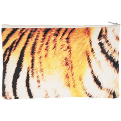 """Siberian Tiger"" Cosmetic bag"