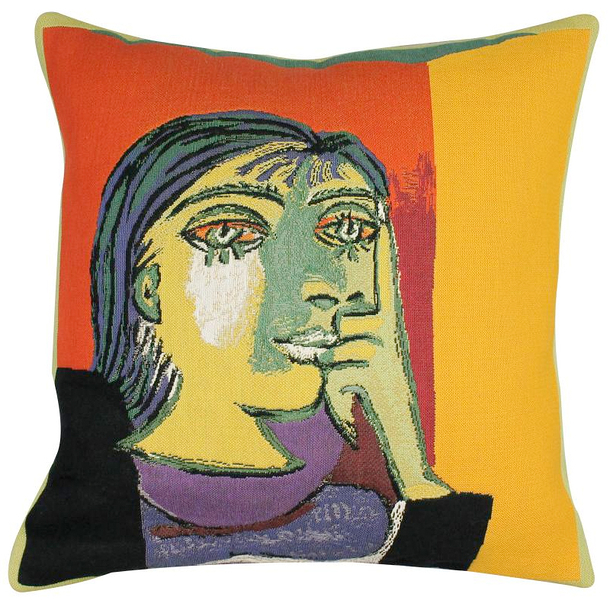 Portrait of Dora Maar Cushion cover