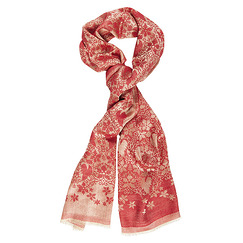 Red Damask Stole