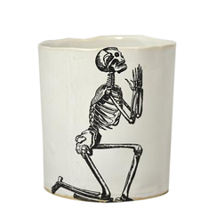 Beaker Skeleton to knee