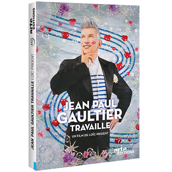 DVD Jean Paul Gaultier at work