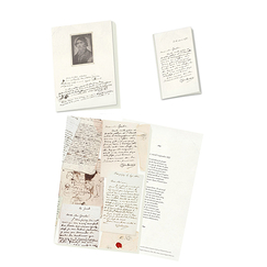 Eugène Delacroix Stationery Set