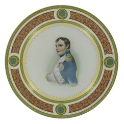 """Napoléon"" Decorative plate"