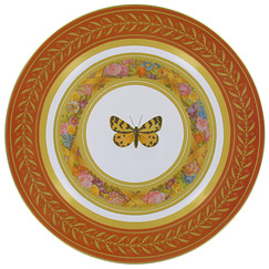 Butterfly Decorative plate