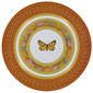 """Butterfly"" Decorative plate"