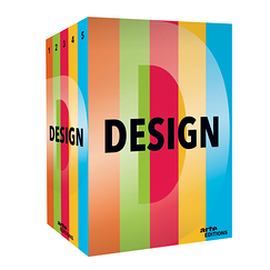 BOX DESIGN - 5 DVD