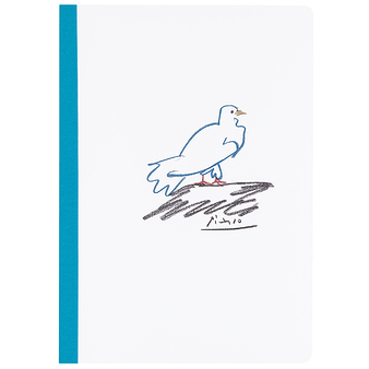 "Notebook Picasso ""Dove"""
