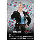 Exhibition poster Jean Paul Gaultier