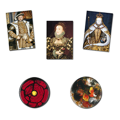 5 Tudors Magnets