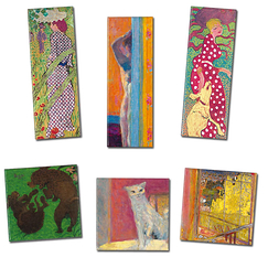 6 Bonnard Magnets