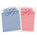 "2 Notebook Jean Paul Gaultier ""Strips"""