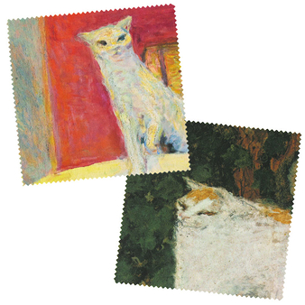2 Glasses cloth Bonnard