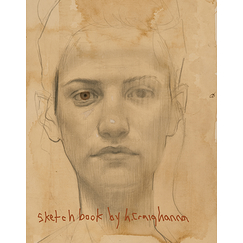Sketch Book by H. Craig Hanna