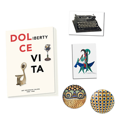 """Dolce Vita"" Stationery"