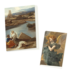 Poussin notebooks