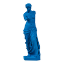 Venus of Milo Light Blue