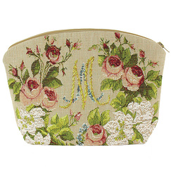 Marie-Antoinette Tapestry Pouch