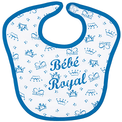 "Bib ""Royal Baby"""