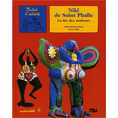 Niki de Saint Phalle Activity Book