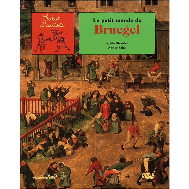 Livre Jeu Le Petit Monde De Bruegel