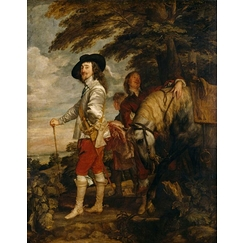 Charles I, King of England hunting