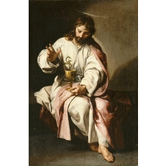 Saint John the Evangelist and the poisoned cup