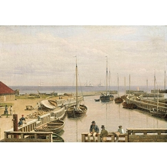 Port de Dragor (Danemark)