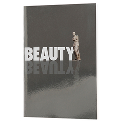"""Beauty-Beauté"" Mirror Notebook"