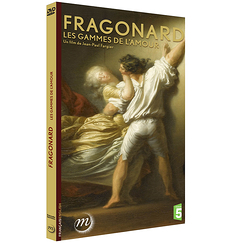 DVD Fragonard, the shades of love