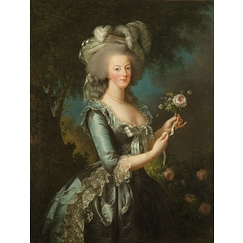 "Queen Marie-Antoinette said ""à la Rose\"""