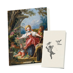 2 Notebooks Fragonard