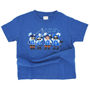 "Blue T-shirt ""Musketeers"""