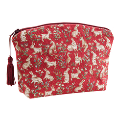 """Mille fleurs"" Cosmetic bag"