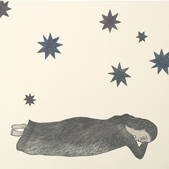 Night, 2006 - Kiki Smith