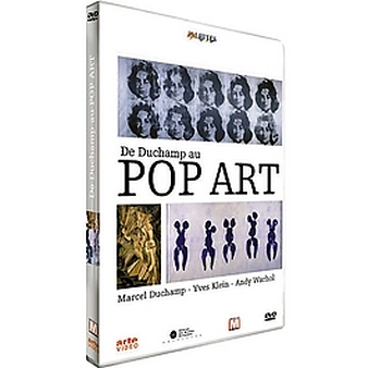 DVD - From Duchamp to Pop Art