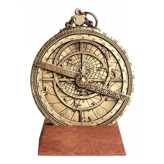 Planispherical Astrolabe