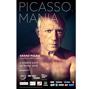 Exhibition poster Picasso.mania