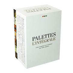"DVD Box Set: ""Palettes"", Complete Collection"