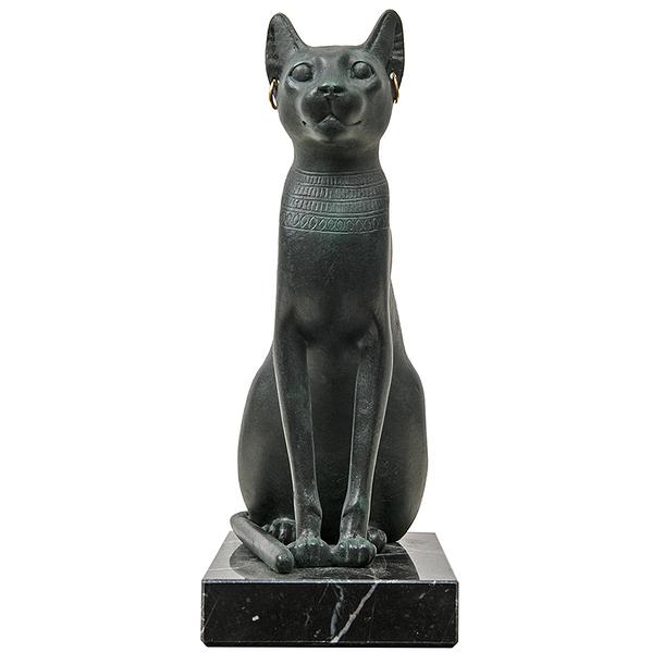 Goddess Bastet as a Cat