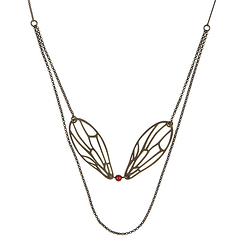 """Libellule"" Necklace"