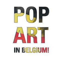 Pop art in Belgium ! - Un coup de foudre