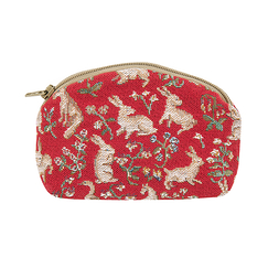 """Millefleurs"" Purse (zip)"