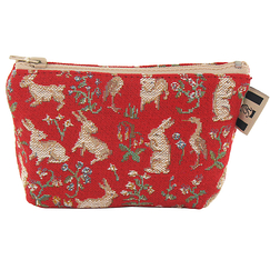 Millefleurs Purse - zip